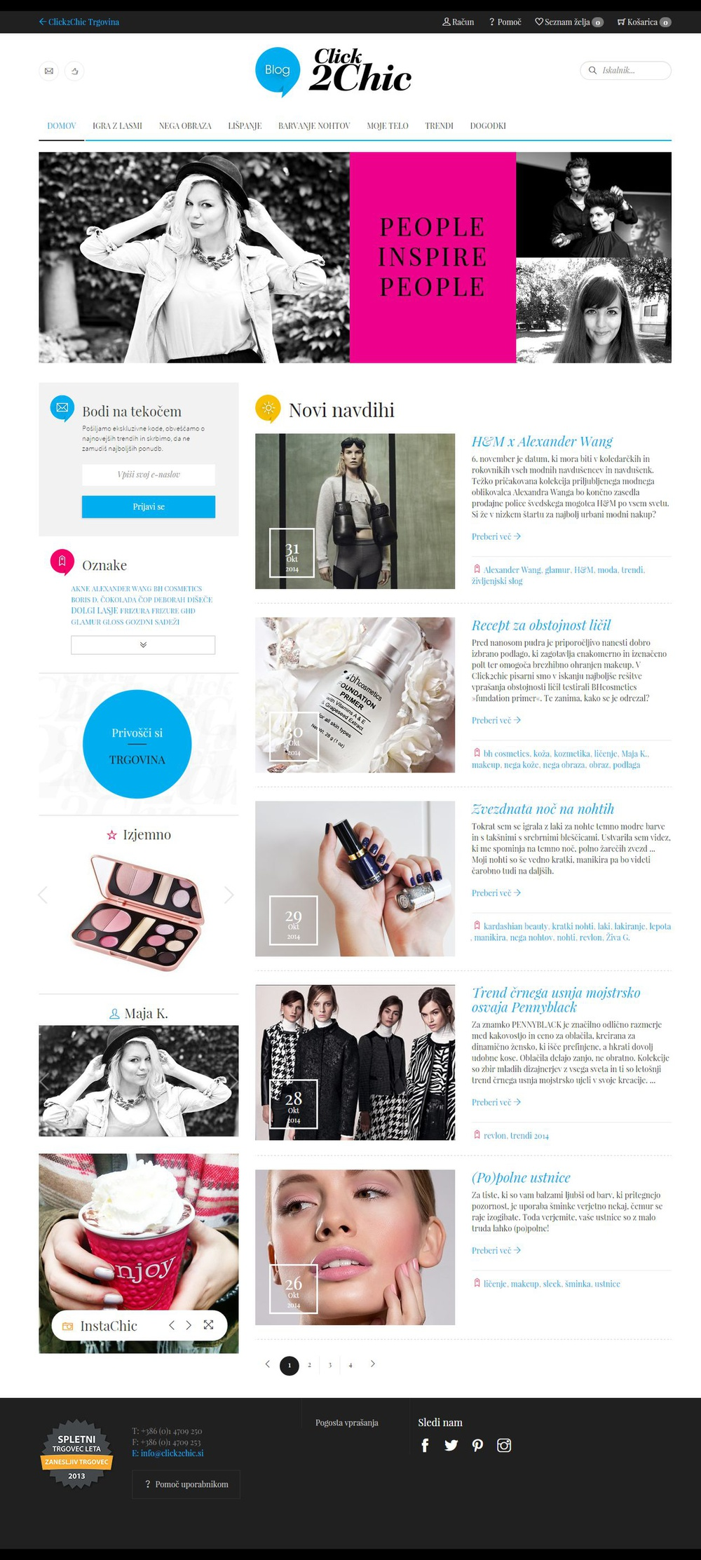 Blog Click2chic